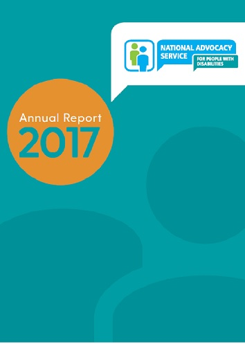 National Advocacy Service Annual Report (2017)