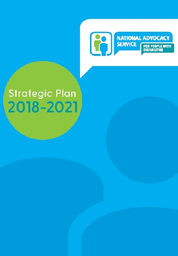 National Advocacy Service Strategic Plan 2018-2021