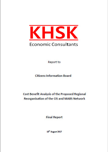 Cover of Cost Benefit Analysis