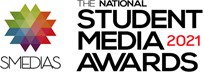 Logo of Student Media Awards 2021