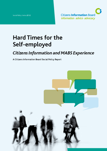 Hard Times for the Self-employed (2012)