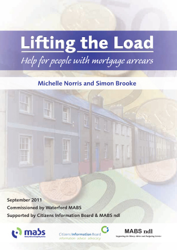 Cover of Lifting the Load (2011)